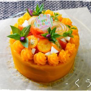 * 誕生日ケーキのご注文 *