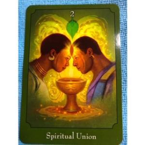 女神の言霊~Spiritual Union 心の絆~