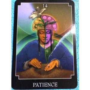 女神の言霊~PATIENCE 忍耐~