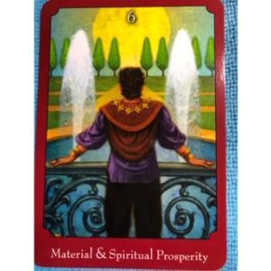 女神の言霊~Material &Spiritual Prosperity 物心両面の優しさ~