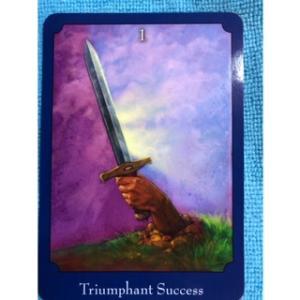 女神の言霊~Triumphant Success 輝かしい成功~