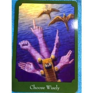 女神の言霊~Choose Wisely 賢い選択~
