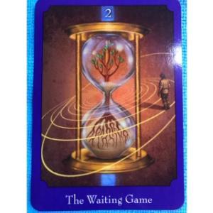 女神の言霊~The Waiting Game 根比べ~
