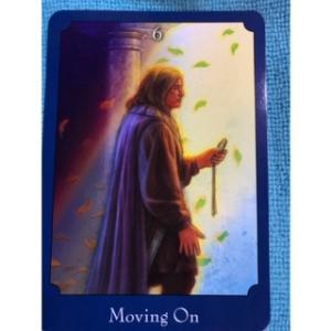 女神の言霊~Moving On 前進~