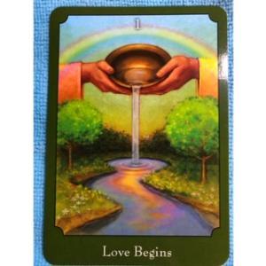 女神の言霊~Love Begins 愛の始まり~