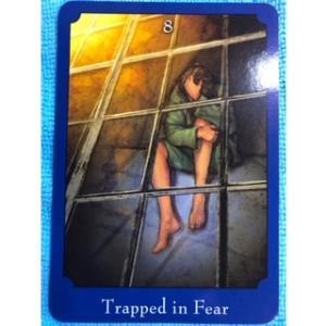 女神の言霊~Trapped in Fear 恐れのとりこ〜