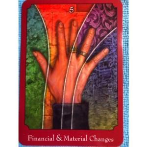 女神の言霊~Financial&Material Changes 経済面・物質面での変化~