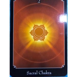 女神の言霊~Sacral Chakura サクラル・チャクラ(第2チャクラ)~