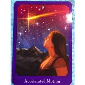 女神の言霊~Accelerated Motion 加速された動き~