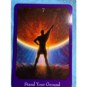 女神の言霊~Stand Your Ground 立場の固守~