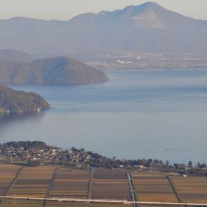 滋賀県 高島市 俯瞰撮影