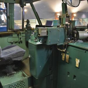 アオシマ EF66 27号機 ニーナ 実機 詳細画像 運転席偏 その1