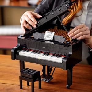 レゴのグランドピアノが凄すぎる