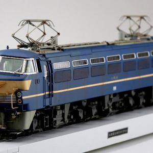 アオシマ EF66  電気機関車 EF66 前期型