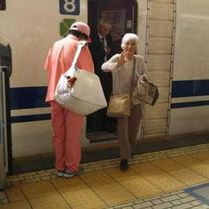 米寿叔母さんの東京、富士五湖、伊豆、弾丸ツアー