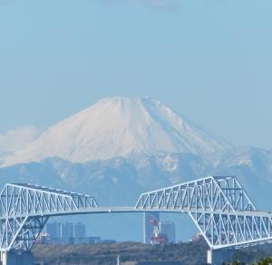シーの展望台は世界遺産の富士山の絶景ポイント(●^o^●)