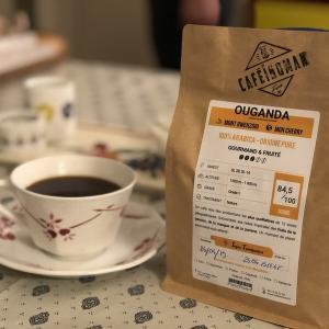 ウガンダ産のコーヒー豆が美味しいと聞きまして。