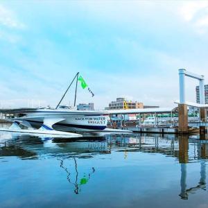 2020.9 千葉ポートパーク付近 #5 ~ 環境調査船 『レース.フォー.ウォーター』 ~