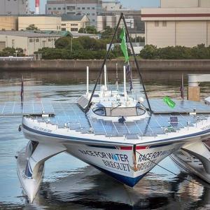 2020.9 千葉ポートパーク付近 #6 ~ 環境調査船 『 レース.フォー.ウォーター 』#2 ~
