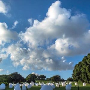 2021.7 千葉ポートパーク付近 #5 ~ 青い空と白い雲 ~ by空俱楽部