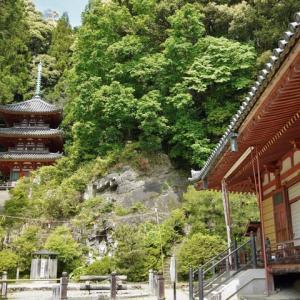 日本最古の厄除霊場 大和松尾寺/毎日新聞「やまと百寺参り」第57回