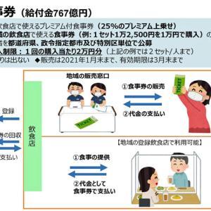 奈良県でも「Go To イート」、食事券は10月23日(金)から販売開始!(2020Topic)