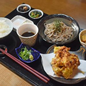 お食事処たちばな(奈良阪)の絶品!とり天&お蕎麦/昭和レトロ食堂(6)