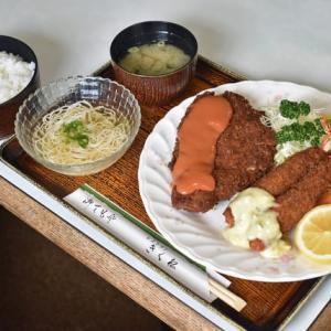 ノスタルジック&メルヘンチックな「レストランきく松」/昭和レトロ食堂(7)
