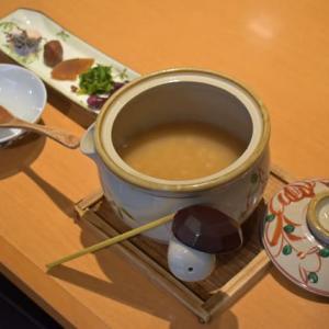 月日亭近鉄奈良駅前店の茶粥