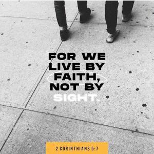 信仰に意識を向ける