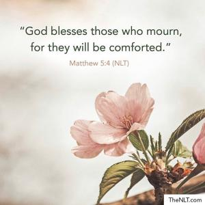 神が慰めてくださいます