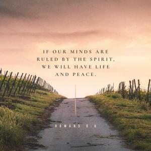 御霊の導きが平安を得る秘訣