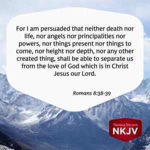 神の愛はとこしえに