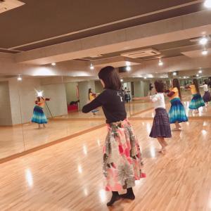 立川 フラダンス教室!古典フラ!