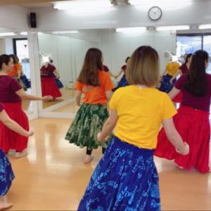 渋谷 フラダンス教室!イベント出演!