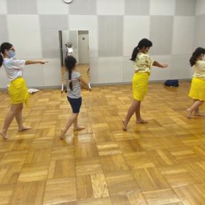 相模大野 タヒチアンクラス!小学生クラス!