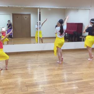 新百合ヶ丘 小学生タヒチアンクラス!体験レッスン!