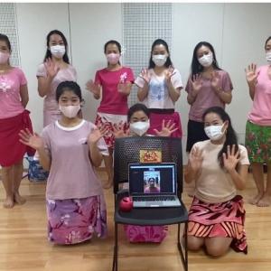 Reo Tahiti Challenge♪ タヒチアンレッスン!