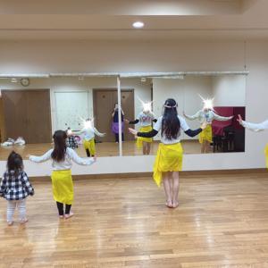 新百合ヶ丘 キッズクラス!タヒチアンダンス!