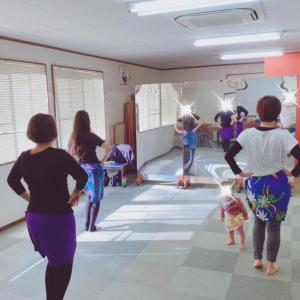 新百合ヶ丘 タヒチアンダンス&しんゆりランチ♪