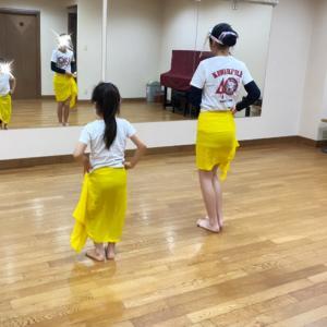 しんゆり タヒチアンダンス!子どもクラス!体験レッスン!