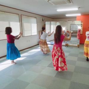 新百合ヶ丘 麻生区 フラダンス教室!