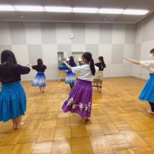 相模大野 中学生、高校生、大学生フラダンス!