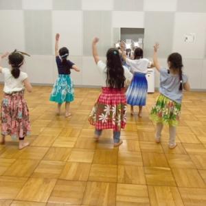 相模大野 小学生フラダンス教室!体験レッスン!