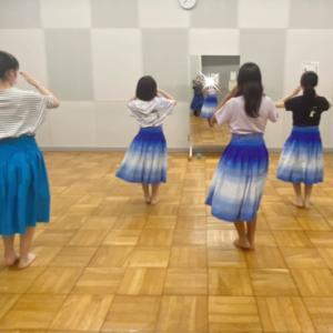 相模大野 中学、高校、大学生フラダンス!
