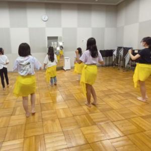 相模大野 タヒチアンダンス!体験レッスンでした!