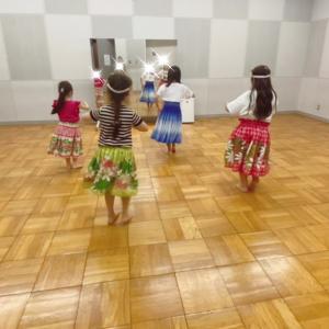 相模大野 小学生フラダンス教室!