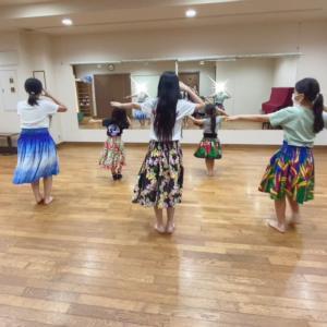 新百合ヶ丘 小学生フラダンス教室