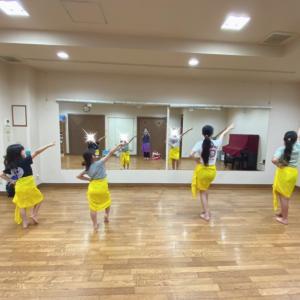 新百合ヶ丘 キッズタヒチアンダンス