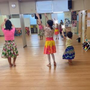 横浜 小学生フラダンス教室!体験レッスン!